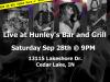 2013-09-28 - Hunleys Poster