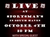 2014-10-04 - Sportsmans Inn - Open for Orchestrated Chaos