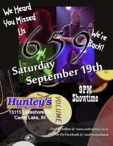 2015-09-19 - hunleys flyer