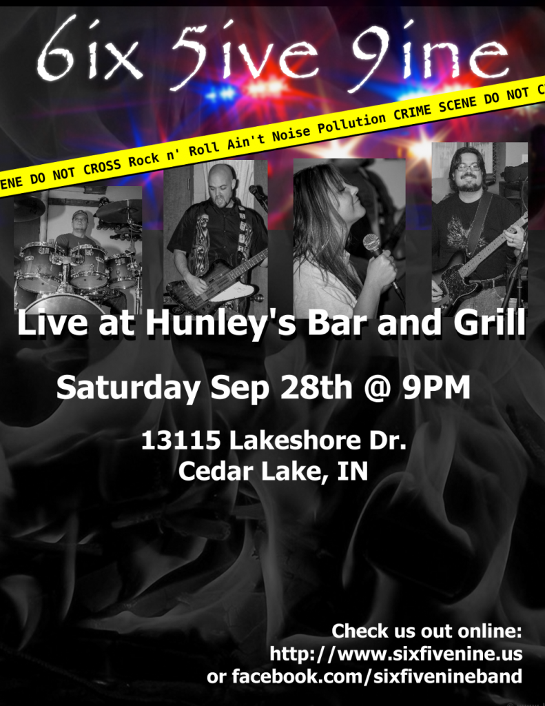 2013-09-28 659 Hunleys Poster