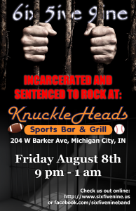 659 Poster - 2014-08-08 Knuckleheads 2