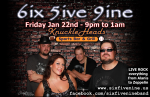 2016-01-22 - Knuckleheads - 700x453